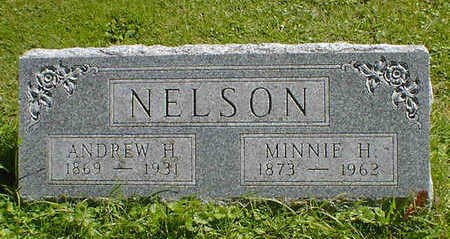 NELSON, MINNIE H. - Cerro Gordo County, Iowa | MINNIE H. NELSON