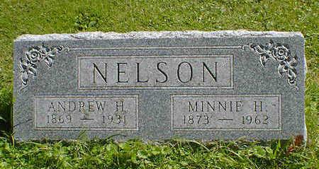 NELSON, ANDREW H. - Cerro Gordo County, Iowa | ANDREW H. NELSON