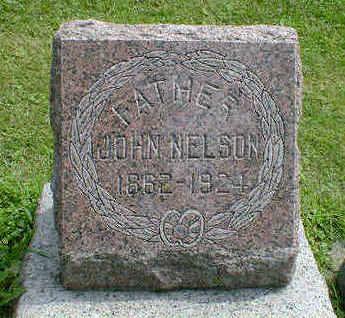 NELSON, JOHN - Cerro Gordo County, Iowa | JOHN NELSON
