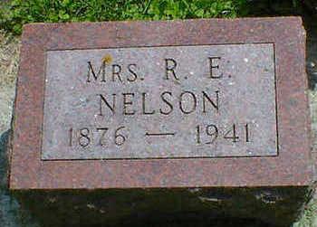 NELSON, MRS. R. E. - Cerro Gordo County, Iowa | MRS. R. E. NELSON