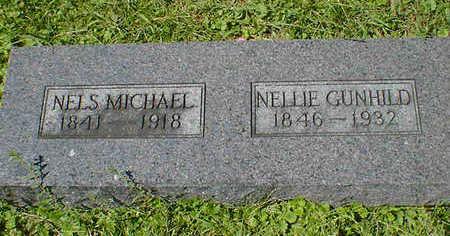 NELSON, NELLIE GUNHILD - Cerro Gordo County, Iowa | NELLIE GUNHILD NELSON