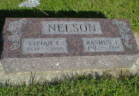 NELSON, RASMUS J. - Cerro Gordo County, Iowa | RASMUS J. NELSON