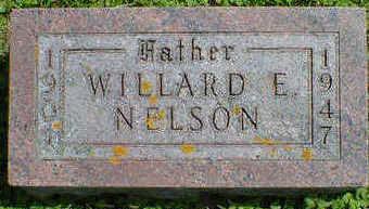 NELSON, WILLARD E. - Cerro Gordo County, Iowa | WILLARD E. NELSON