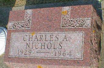 NICHOLS, CHARLES A. - Cerro Gordo County, Iowa | CHARLES A. NICHOLS