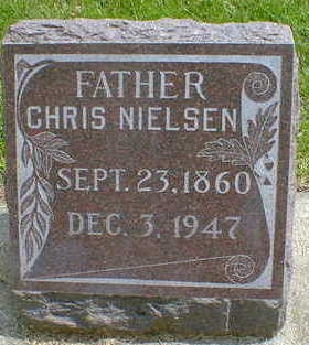 NIELSEN, CHRIS - Cerro Gordo County, Iowa   CHRIS NIELSEN
