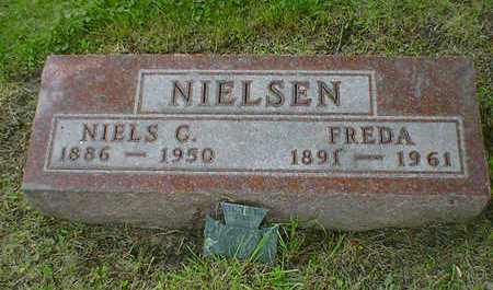 NIELSEN, NIELS - Cerro Gordo County, Iowa   NIELS NIELSEN