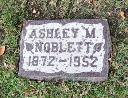 NOBLETT, ASHLEY M. - Cerro Gordo County, Iowa   ASHLEY M. NOBLETT