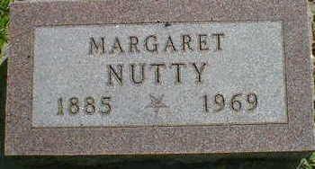 NUTTY, MARGARET - Cerro Gordo County, Iowa | MARGARET NUTTY