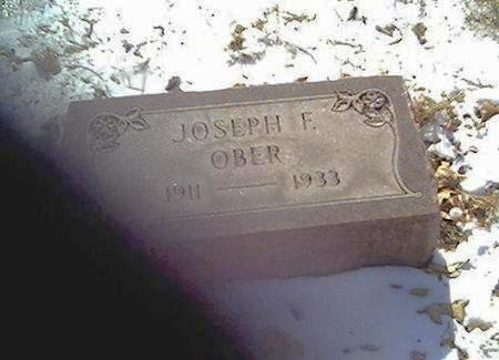 OBER, JOSEPH - Cerro Gordo County, Iowa | JOSEPH OBER