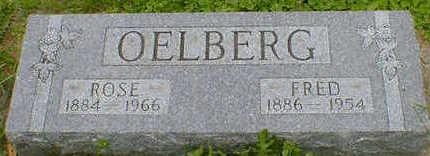 OELBERG, ROSE - Cerro Gordo County, Iowa | ROSE OELBERG