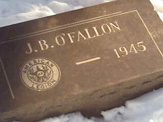 O'FALLON, J.B. - Cerro Gordo County, Iowa | J.B. O'FALLON