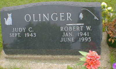 OLINGER, ROBERT W. - Cerro Gordo County, Iowa | ROBERT W. OLINGER