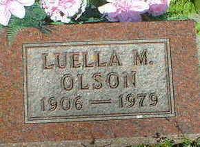 OLSON, LUELLA M. - Cerro Gordo County, Iowa | LUELLA M. OLSON