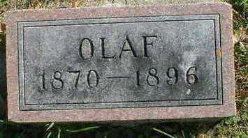 OLSON, OLAF - Cerro Gordo County, Iowa | OLAF OLSON
