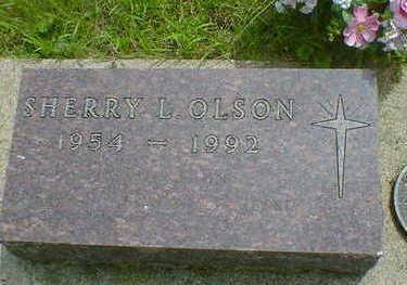 OLSON, SHERRY L. - Cerro Gordo County, Iowa | SHERRY L. OLSON