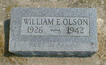 OLSON, WILLIAM E. - Cerro Gordo County, Iowa | WILLIAM E. OLSON