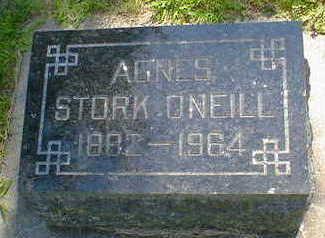 O'NEILL, AGNES - Cerro Gordo County, Iowa   AGNES O'NEILL