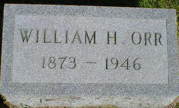 ORR, WILLIAM H. - Cerro Gordo County, Iowa | WILLIAM H. ORR