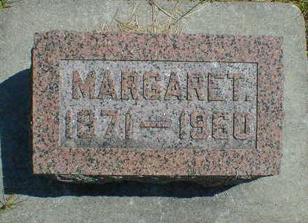 OVERGAARD, MARGARET - Cerro Gordo County, Iowa   MARGARET OVERGAARD