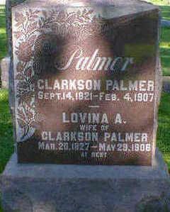 PALMER, CLARKSON - Cerro Gordo County, Iowa | CLARKSON PALMER