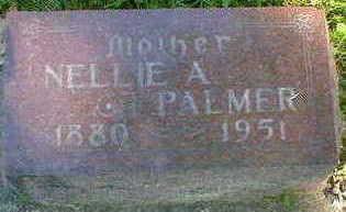 PALMER, NELLIE A. - Cerro Gordo County, Iowa | NELLIE A. PALMER