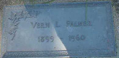 PALMER, VERN L. - Cerro Gordo County, Iowa | VERN L. PALMER