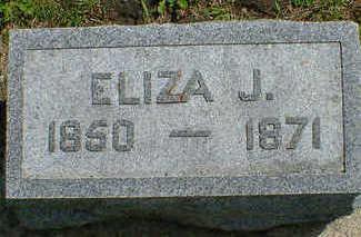 PALMETER, ELIZA J. - Cerro Gordo County, Iowa | ELIZA J. PALMETER