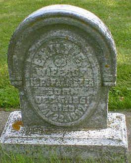 PALMETER, EMILY E. - Cerro Gordo County, Iowa   EMILY E. PALMETER