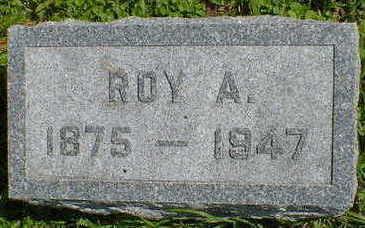 PALMETER, ROY A. - Cerro Gordo County, Iowa | ROY A. PALMETER