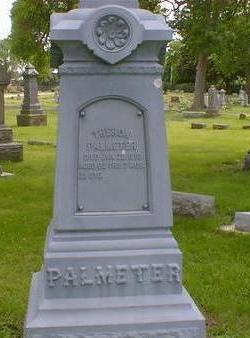 PALMETER, THERON - Cerro Gordo County, Iowa | THERON PALMETER