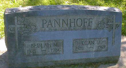 PANNHOFF, BEULAH M. - Cerro Gordo County, Iowa | BEULAH M. PANNHOFF