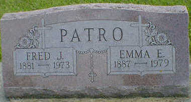 PATRO, FRED J. - Cerro Gordo County, Iowa | FRED J. PATRO