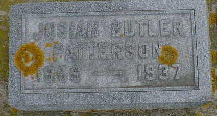 PATTERSON, JOSIAH BUTLER - Cerro Gordo County, Iowa | JOSIAH BUTLER PATTERSON