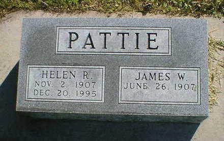 PATTIE, HELEN RUTH (WILKINSON) - Cerro Gordo County, Iowa | HELEN RUTH (WILKINSON) PATTIE