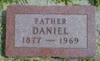PATTON, DANIEL - Cerro Gordo County, Iowa | DANIEL PATTON