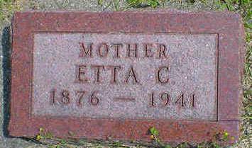 PATTON, ETTA C. - Cerro Gordo County, Iowa | ETTA C. PATTON