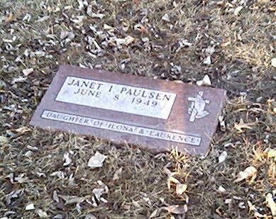 PAULSEN, JANET - Cerro Gordo County, Iowa | JANET PAULSEN