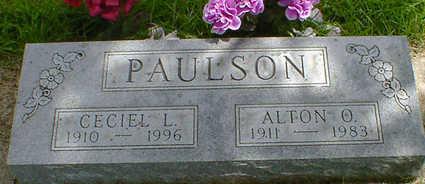 PAULSON, ALTON O. - Cerro Gordo County, Iowa | ALTON O. PAULSON