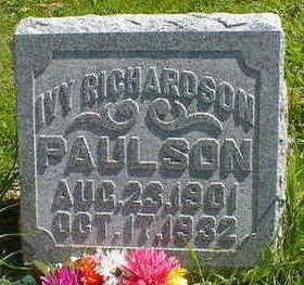PAULSON, IVY - Cerro Gordo County, Iowa | IVY PAULSON