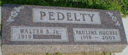 PEDELTY, PAULINE - Cerro Gordo County, Iowa | PAULINE PEDELTY