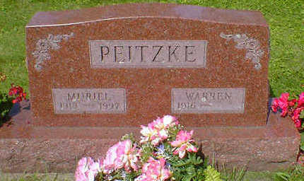 PEITZKE, MURIEL - Cerro Gordo County, Iowa | MURIEL PEITZKE