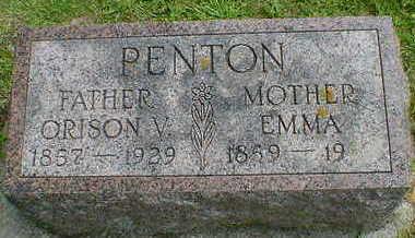PENTON, EMMA - Cerro Gordo County, Iowa | EMMA PENTON