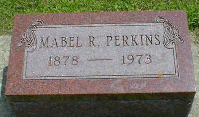 PERKINS, MABEL R. - Cerro Gordo County, Iowa   MABEL R. PERKINS