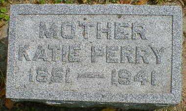 PERRY, KATIE - Cerro Gordo County, Iowa | KATIE PERRY