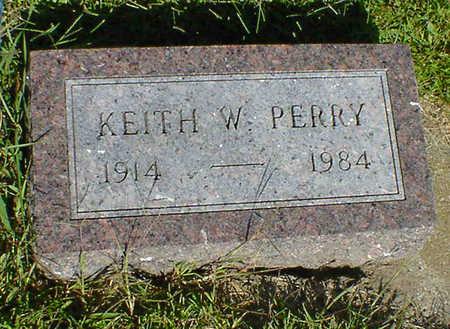 PERRY, KEITH W. - Cerro Gordo County, Iowa | KEITH W. PERRY