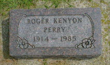 PERRY, ROGER KENYON - Cerro Gordo County, Iowa | ROGER KENYON PERRY