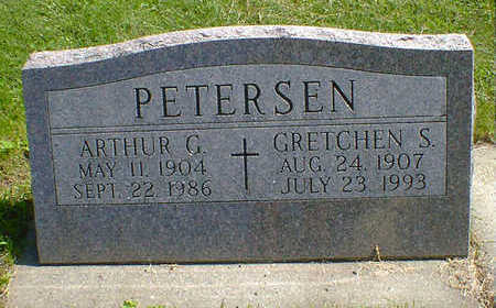 PETERSEN, ARTHUR G. - Cerro Gordo County, Iowa | ARTHUR G. PETERSEN