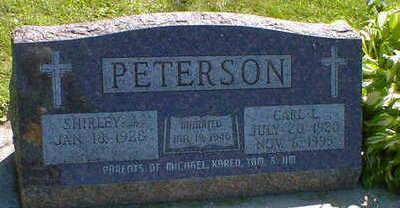 PETERSON, CARL L. - Cerro Gordo County, Iowa | CARL L. PETERSON