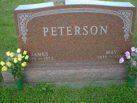PETERSON, MAY - Cerro Gordo County, Iowa | MAY PETERSON