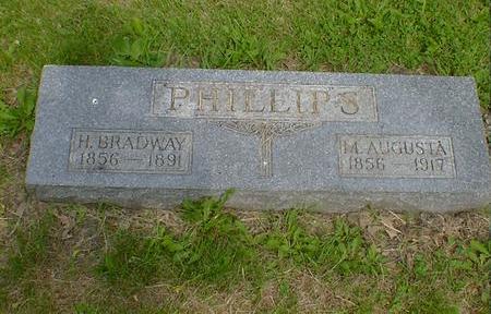PHILLIPS, H. BRADWAY - Cerro Gordo County, Iowa | H. BRADWAY PHILLIPS